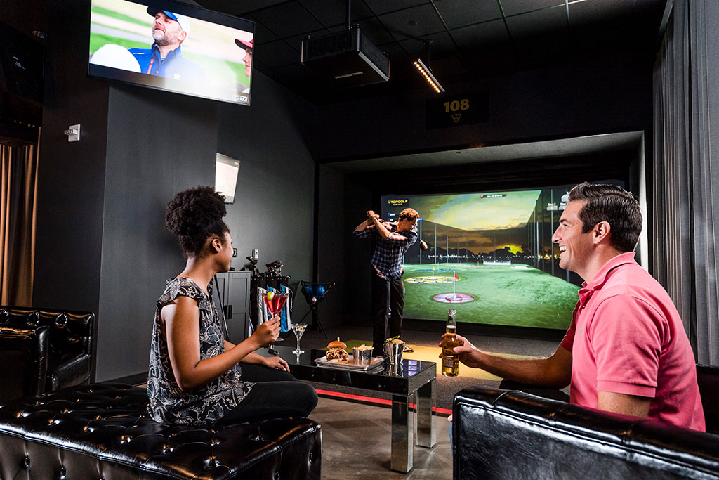 Topgolf Brings Swing Suite to Military Bases; Supports Other Veteran Initiatives
